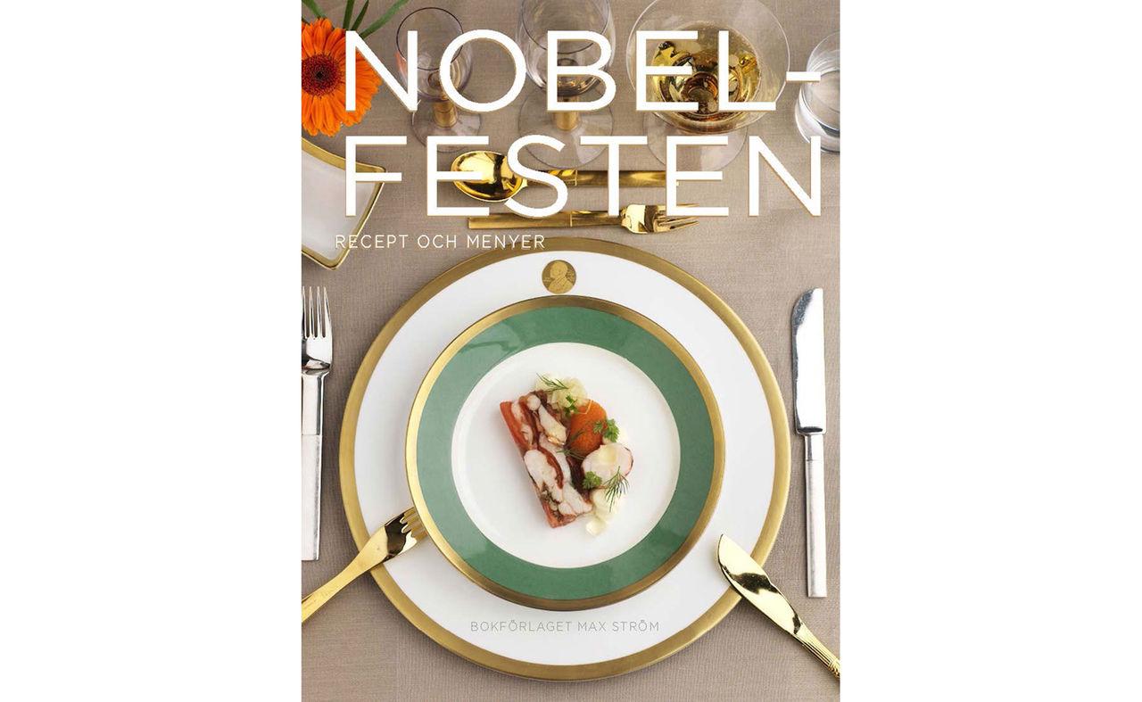Kokboken Nobelfesten är världens bästa