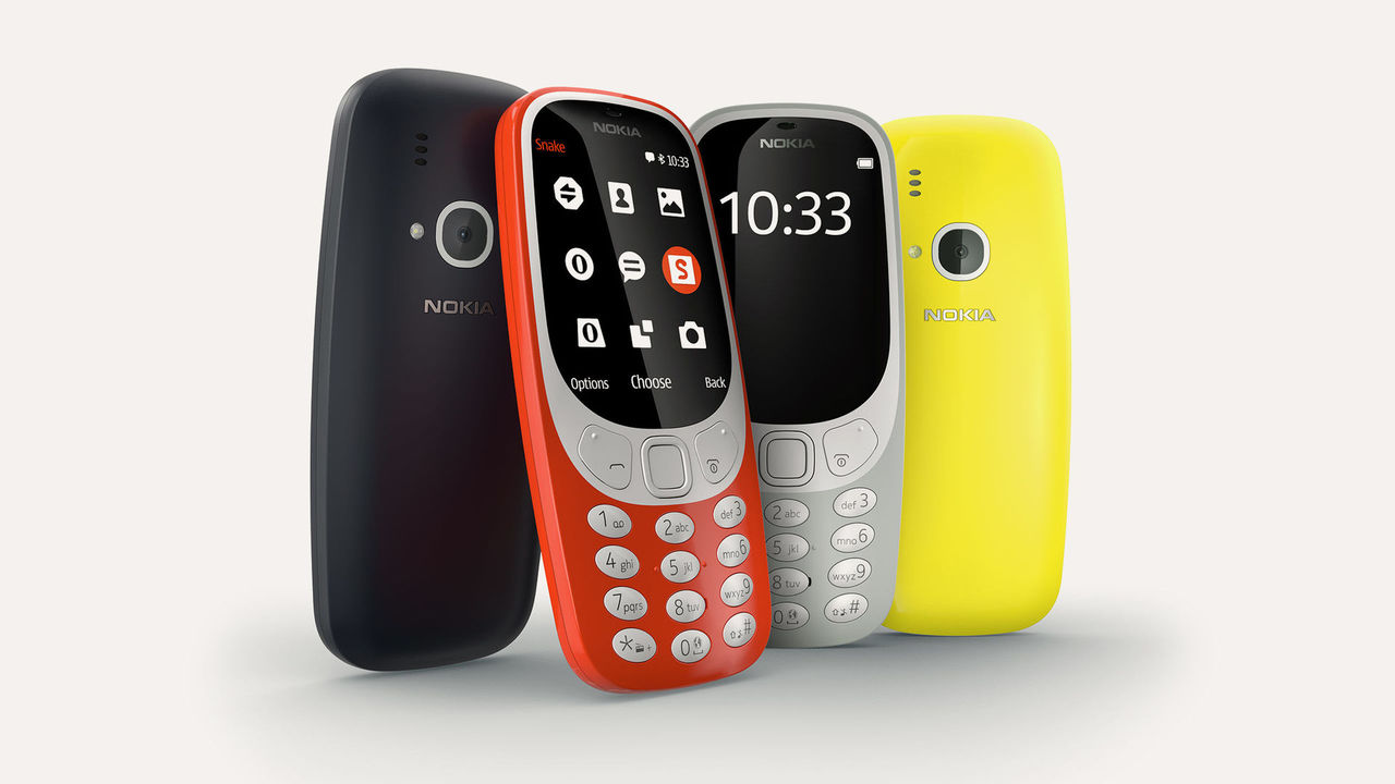 Idag släpps Nokia 3310