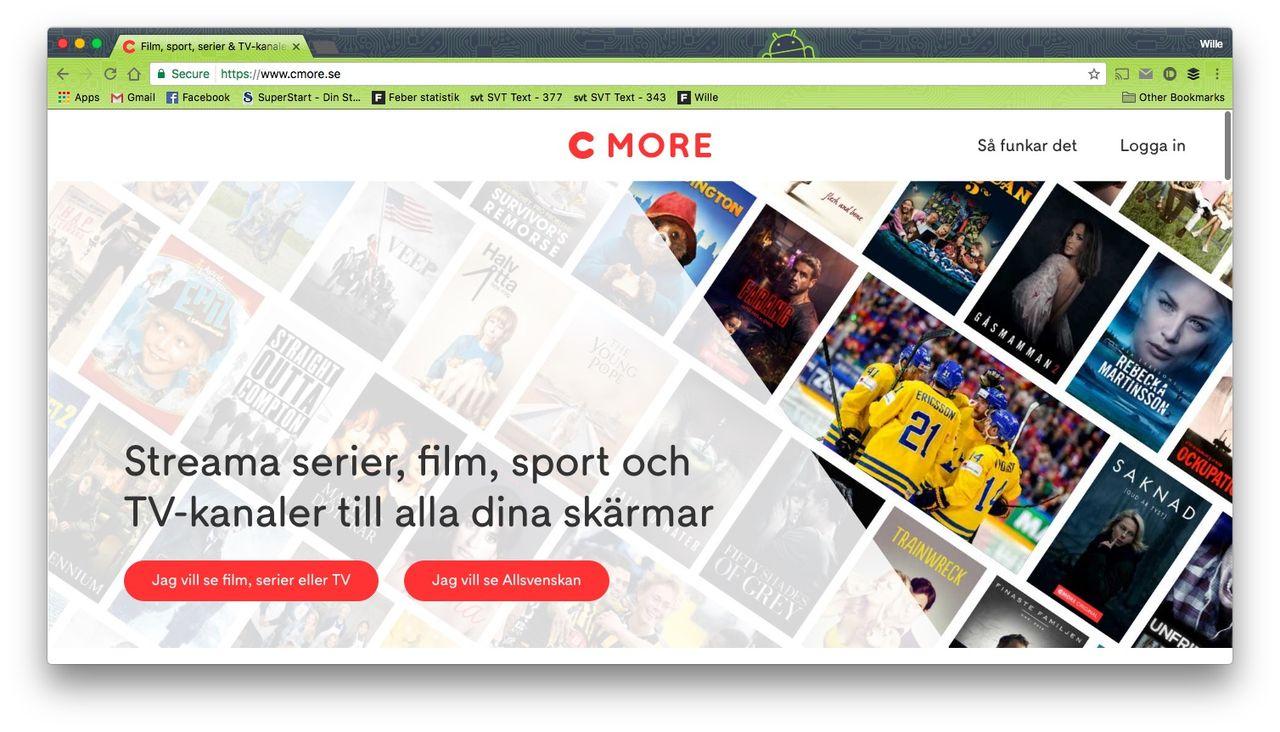 Sportredaktionen på C More ska hbtq-certifieras