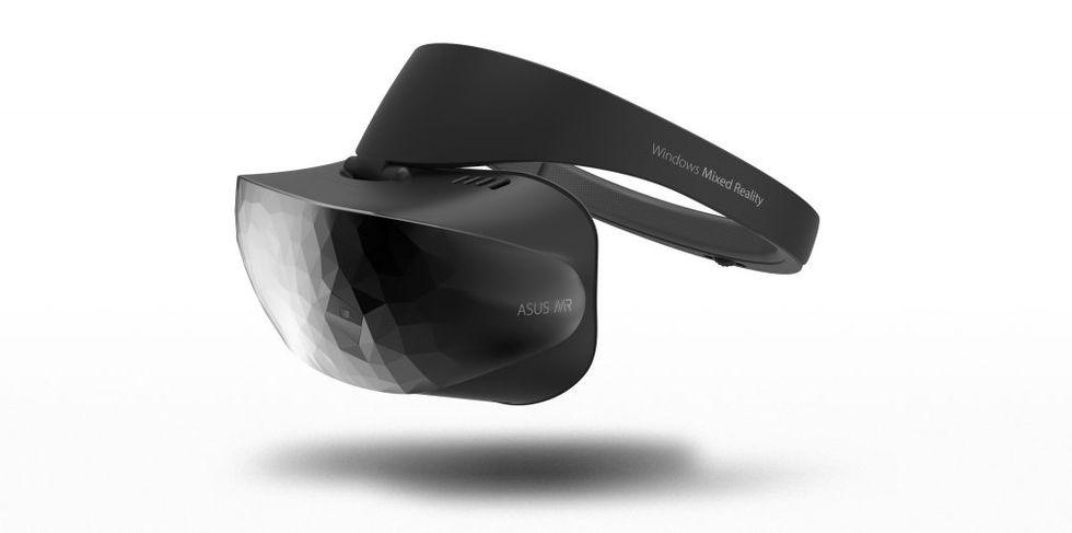 Microsoft presenterar nya mixed reality-headsets