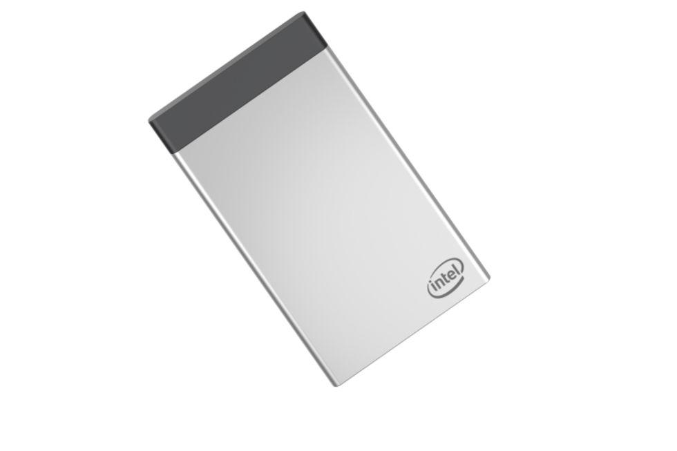 Intel visar upp Compute Card