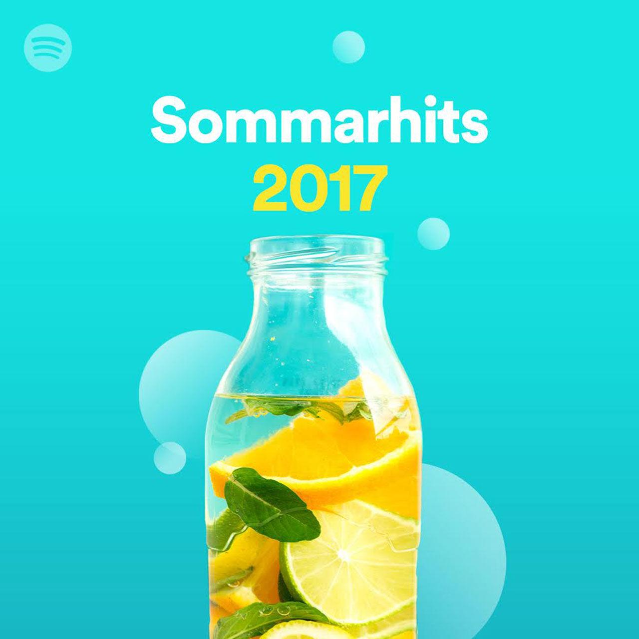 De här låtarna tror Spotify blir årets sommarhits