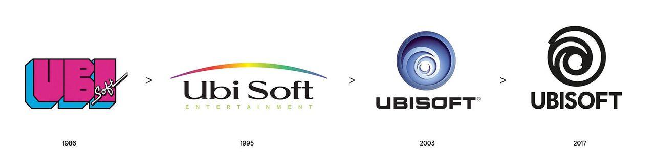 Ubisoft har fått en ny logga