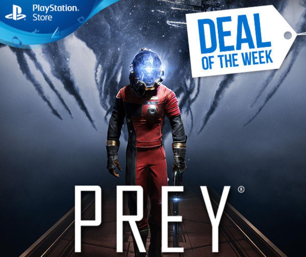 Prey-rea i PlayStation-affären