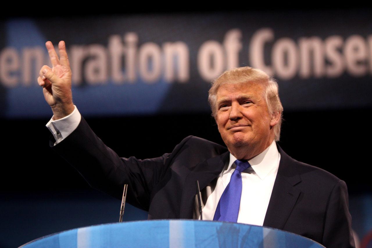 Trump ska meddela sitt beslut om Parisavtalet i dag