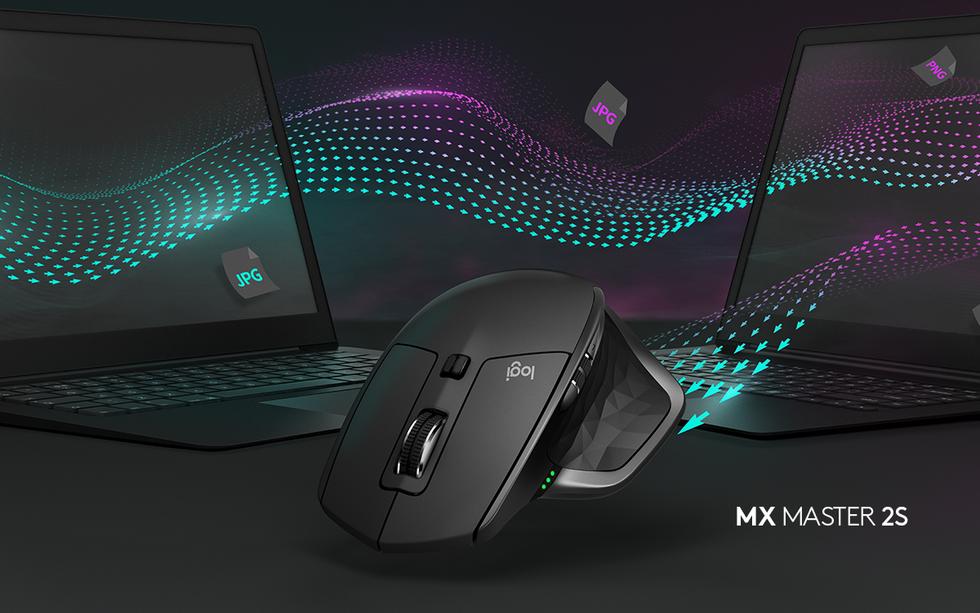 Logitech visar upp MX Master 2S och MX Anywhere 2S