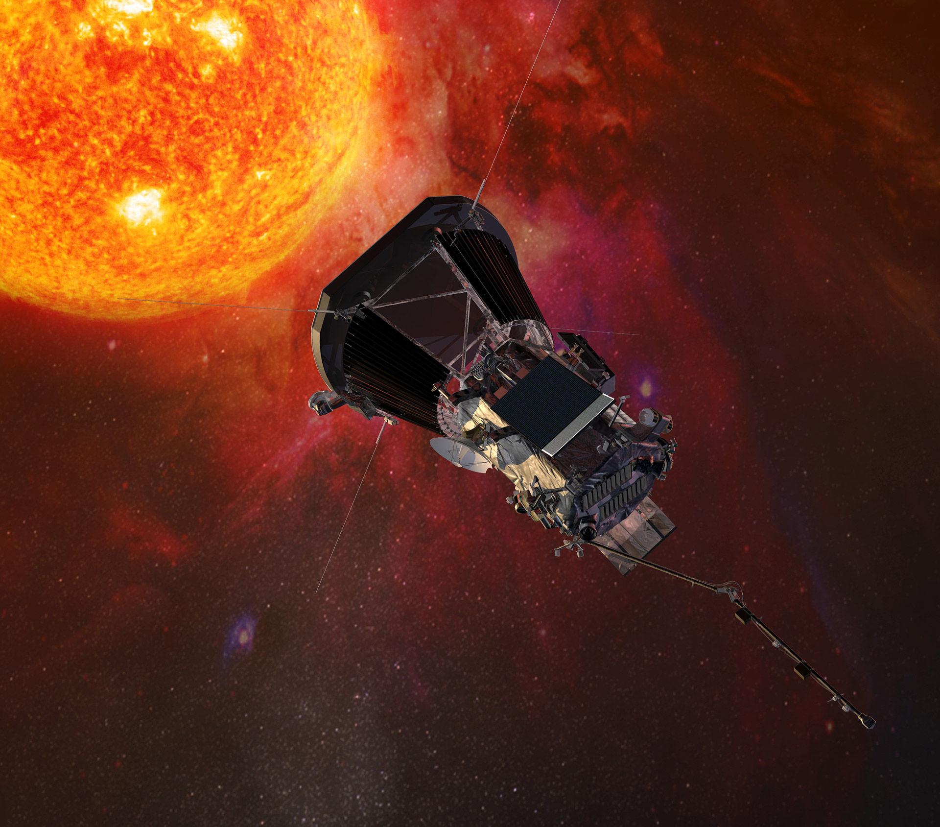 NASA ska flyga närmare solen än någonsin tidigare