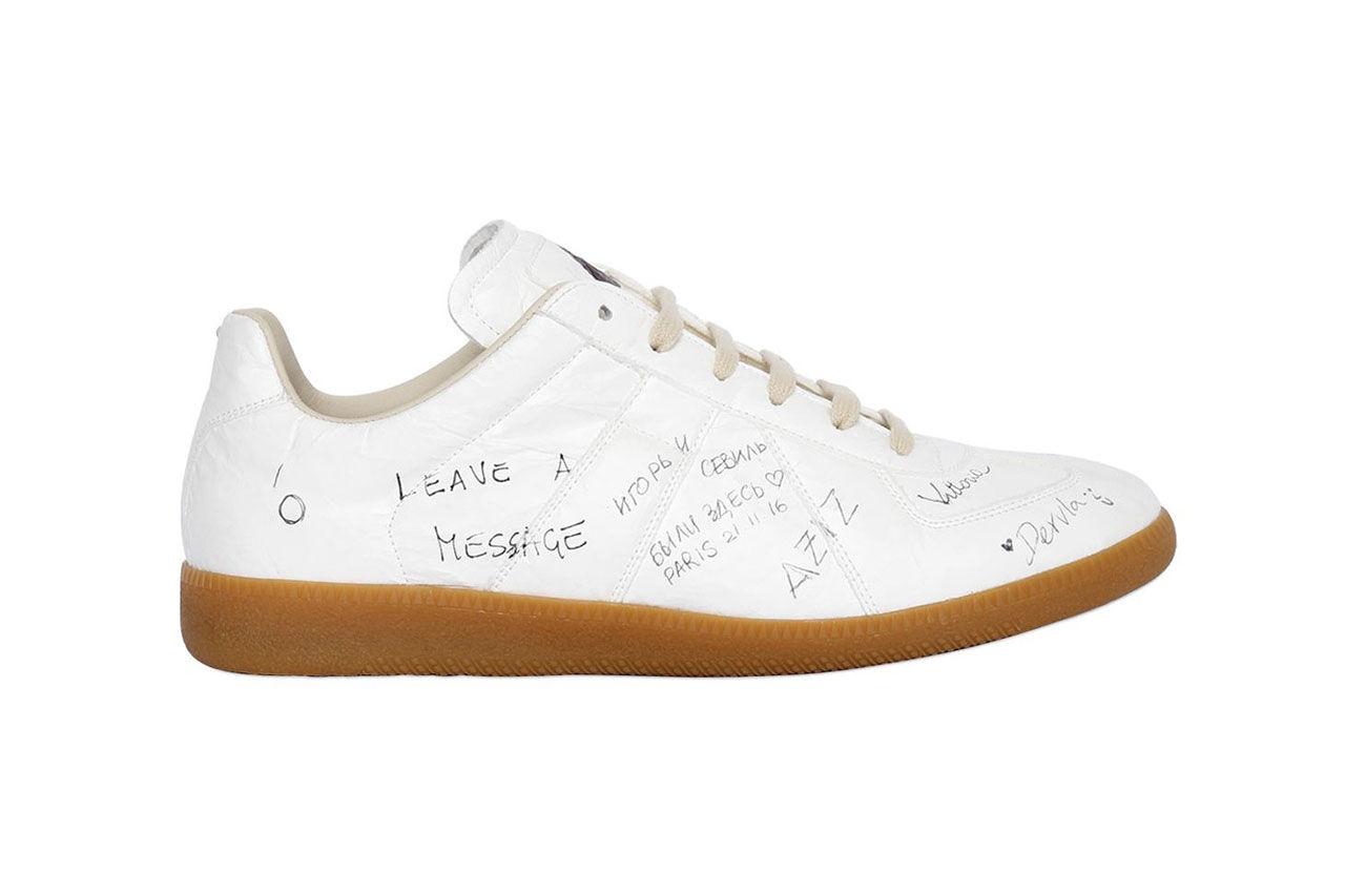 Gå loss med pennan på skor för 5 700 kronor. Ha