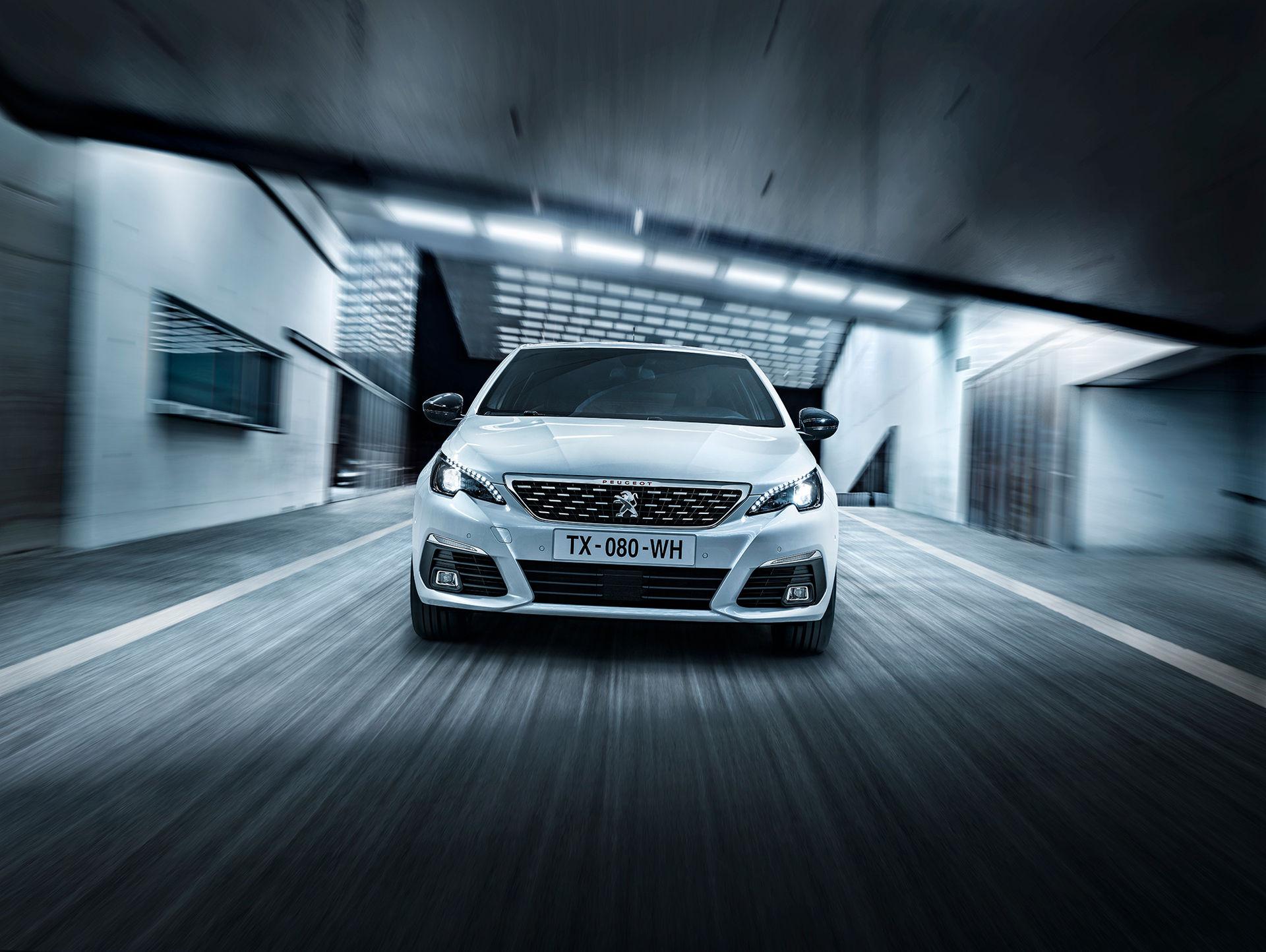 Peugeot uppdaterar 308
