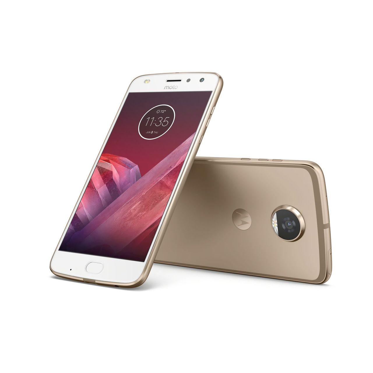 Här är Motorola Moto Z2 Play