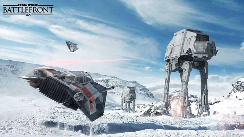 Köp tolv månader PlayStation Plus, få Star Wars Battlefront