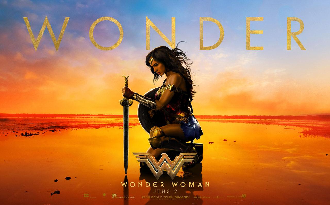 Wonder Woman slår filmrekord