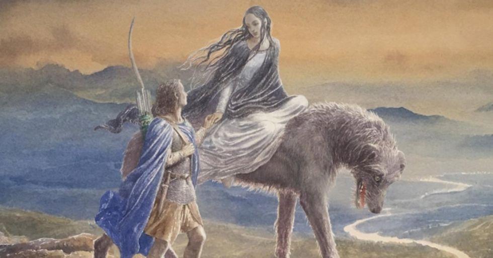 Nytt boksläpp från J.R.R. Tolkien