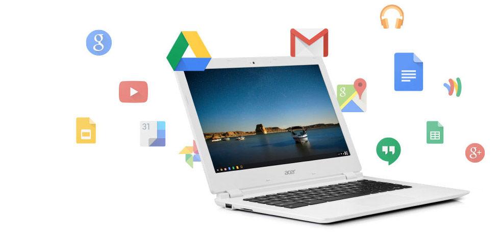 Chromebooks kan använda mobilen när wifi försvinner