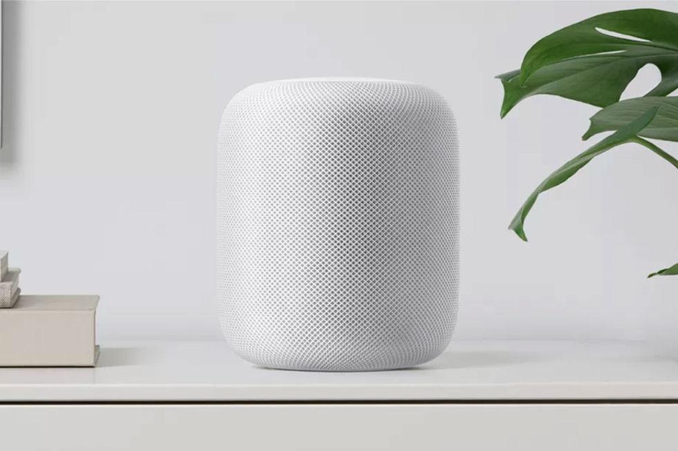 Apple visar upp HomePod