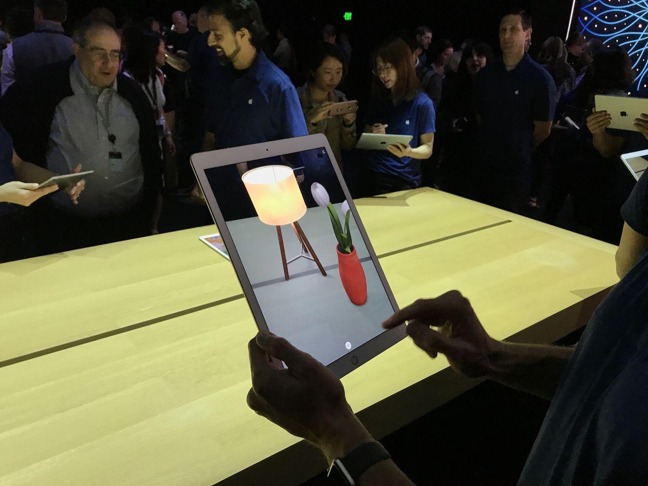 Apple visar upp ARKit