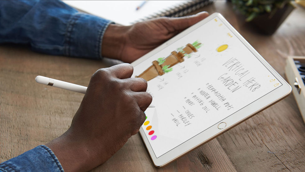 Ny iPad Pro presenterad