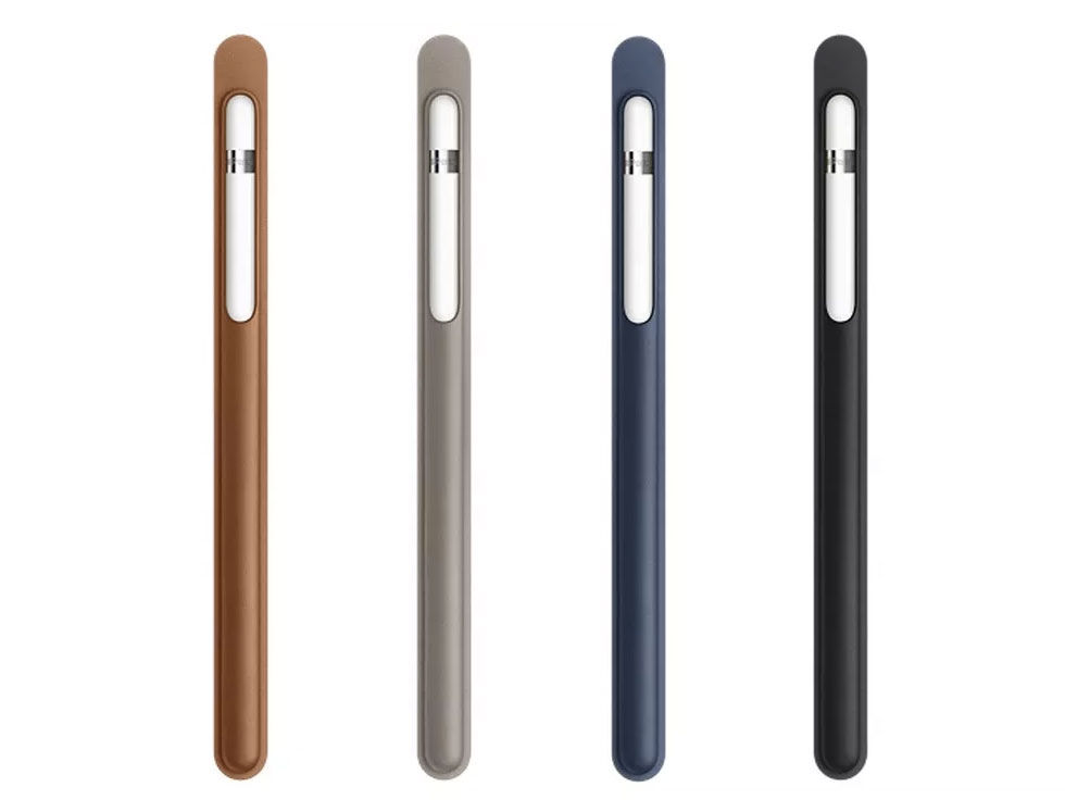 Apple släpper fodral till Apple Pencil