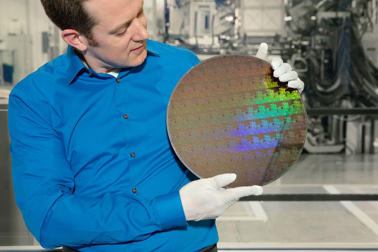 IBM har tagit fram microchip på 5 nanometer