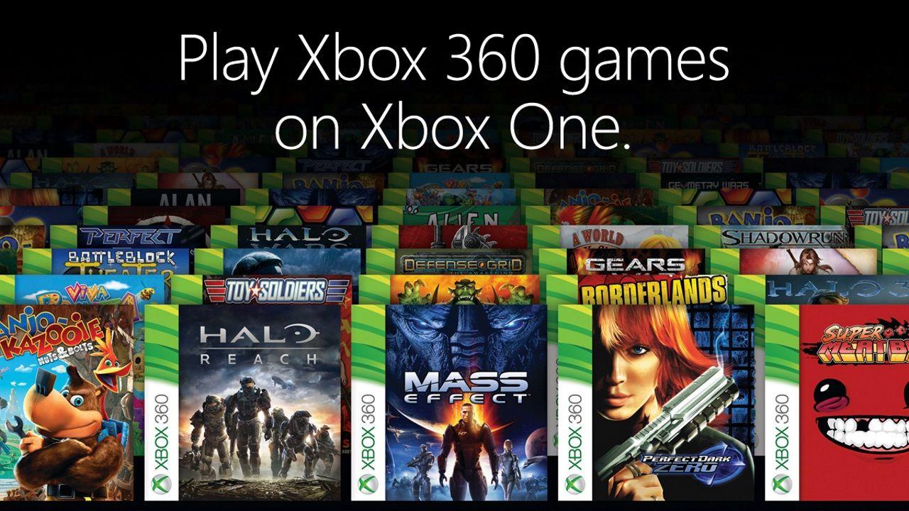 Få spelar 360-spel på sin Xbox One