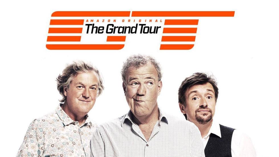 The Grand Tour är tillbaka i oktober