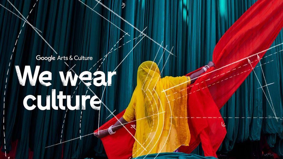 We Wear Culture är en virtuell modeutställning