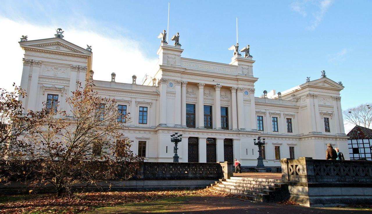 Sveriges bästa universitet hittar man i Lund