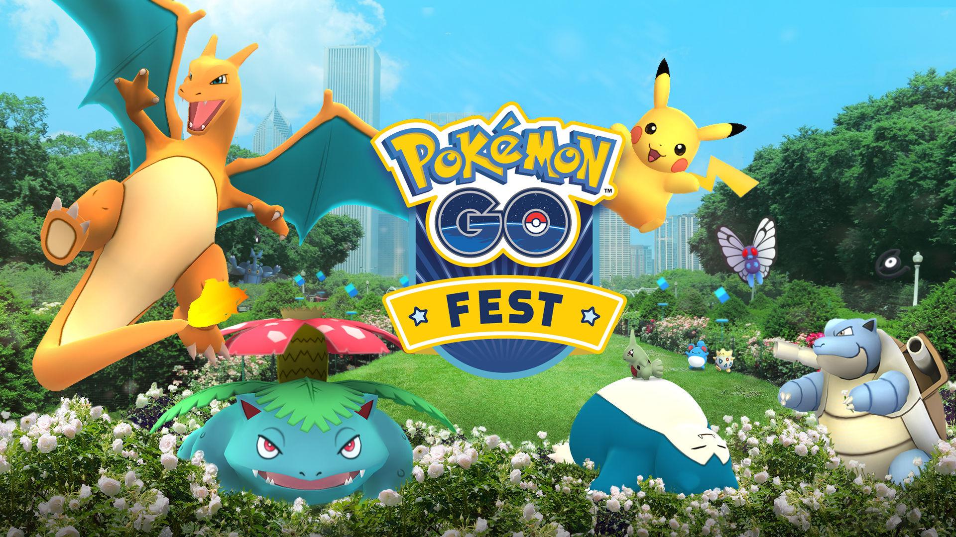 Pokémon Go laddar inför ettårsjubileum