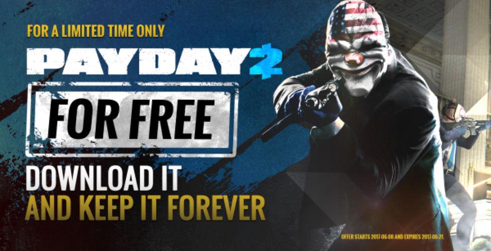 Skaffa Payday 2