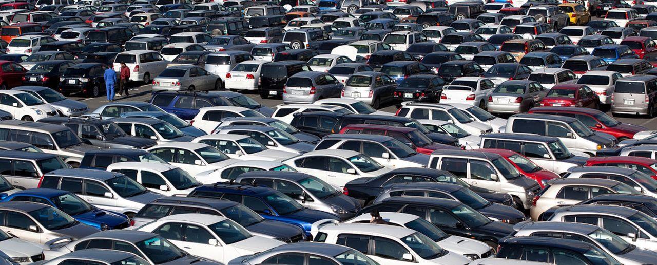 Försäljningen av nya bilar på väg mot rekordnivå