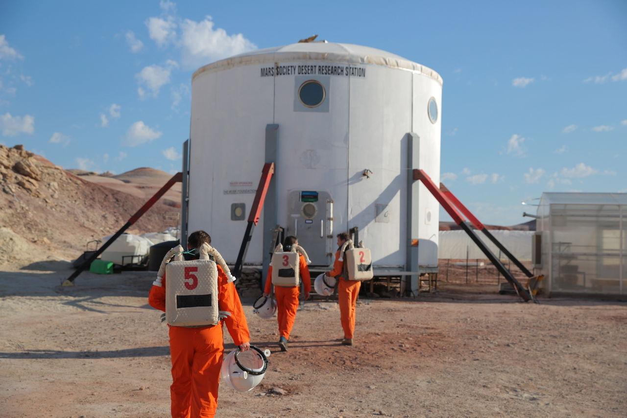 IKEA ska utforska boende på Mars