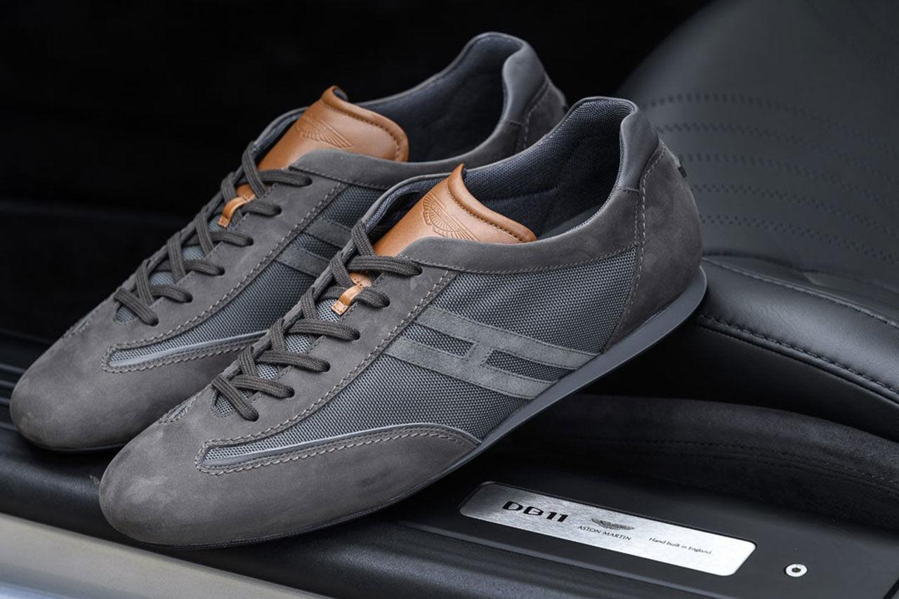 Nya skor från Aston Martin