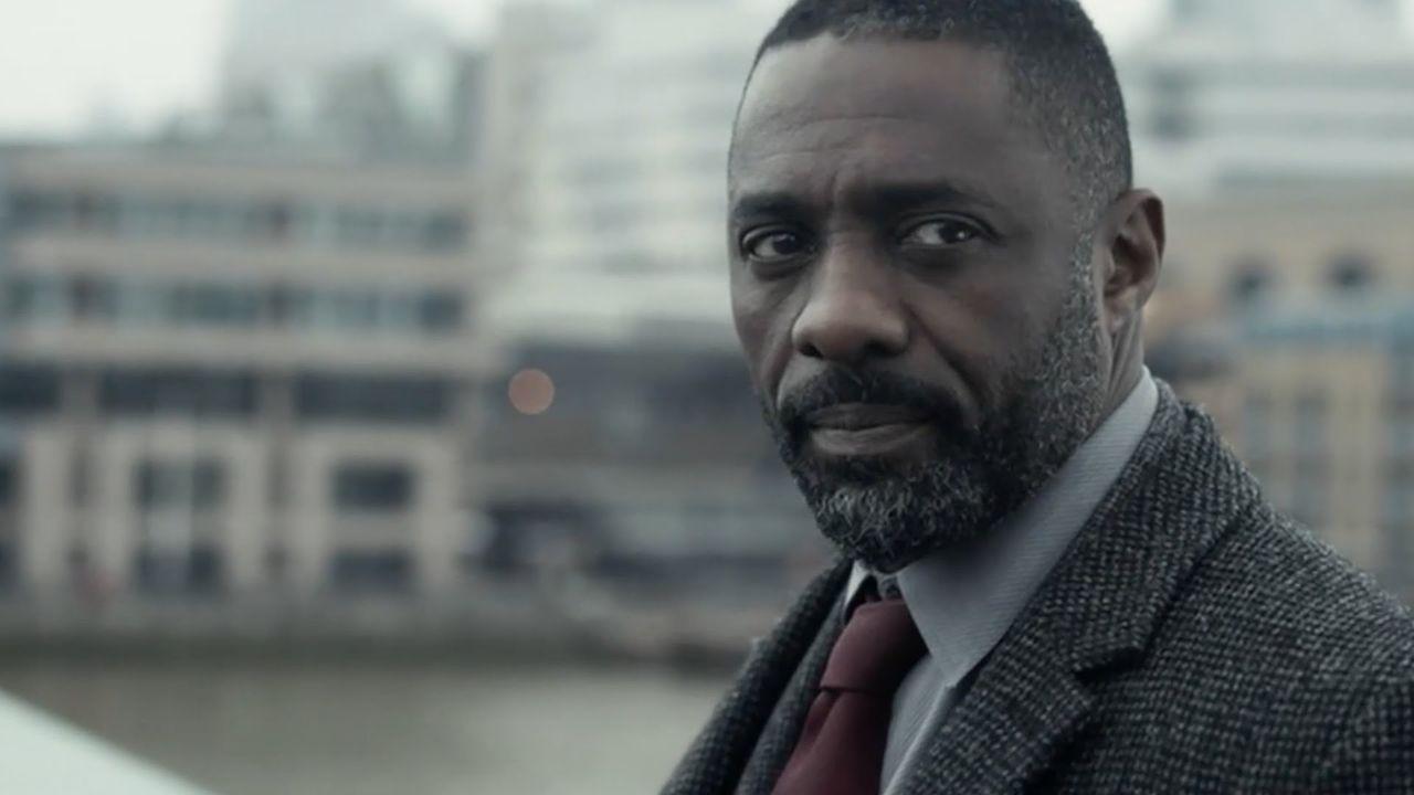 Luther får en femte säsong
