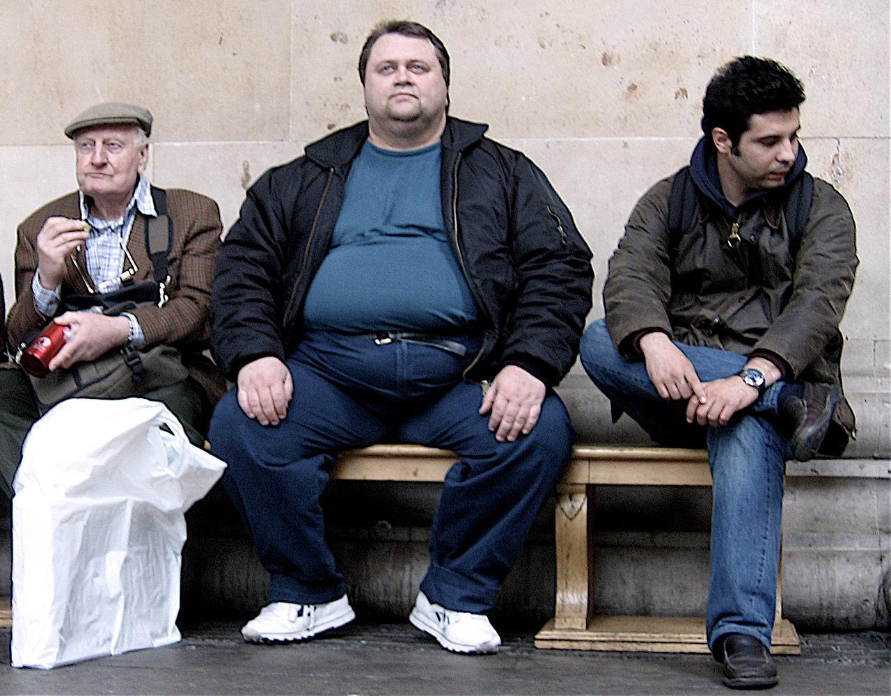 En tredjedel av jordens befolkning har viktproblem