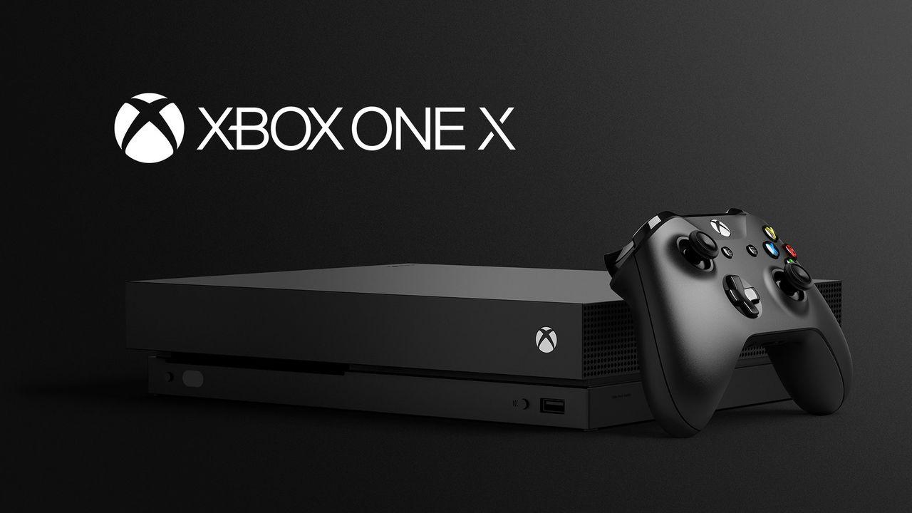 Inget VR på Xbox One X