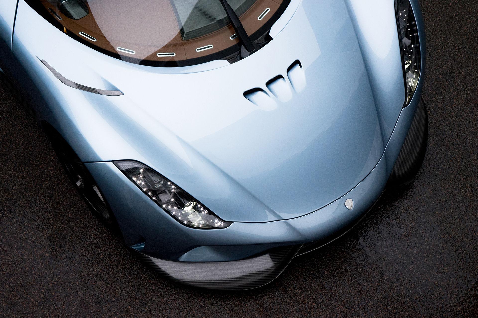 Koenigsegg Regera är slutsåld