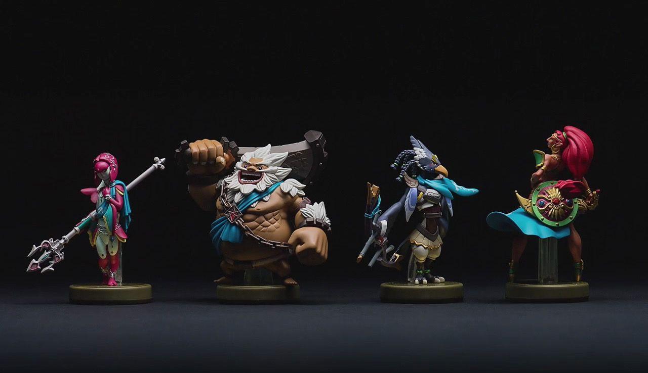 Nintendo visar upp ett gäng nya amiibo