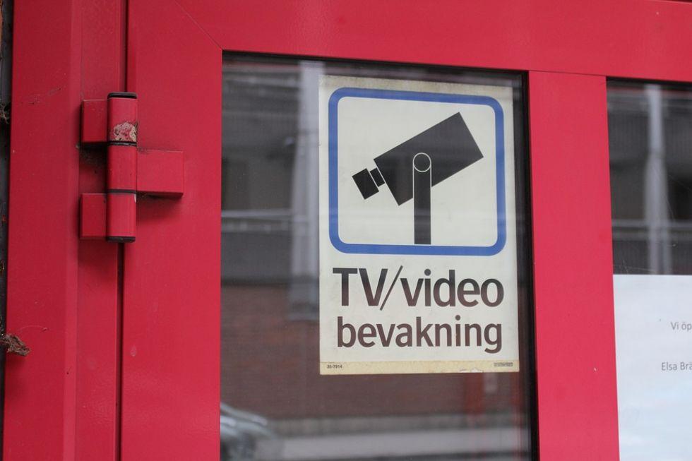 Polisen slipper att söka tillstånd för kameraövervakning