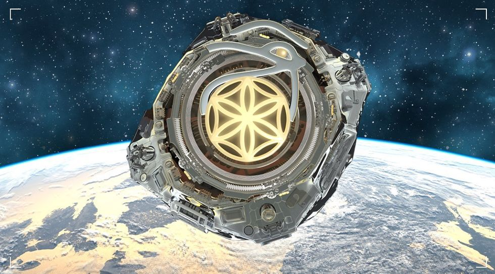 Rymdnationen Asgardias första satellit skjuts upp i år
