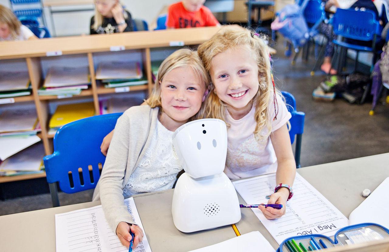 Roboten AV1 ska ge skolhjälp till barn med cancer