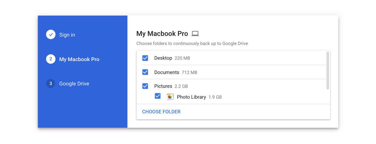 Snart kan Google Drive säkerhetskopiera din hårddisk