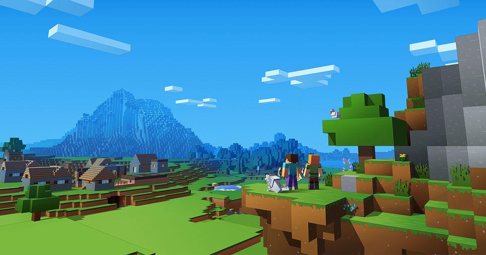 Plattformsöverskridande Minecraft-spelande kräver Xbox Live