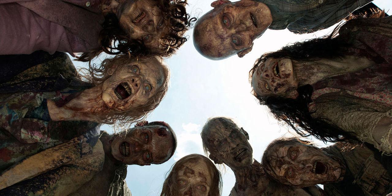The Walking Dead ska bli VR-upplevelse