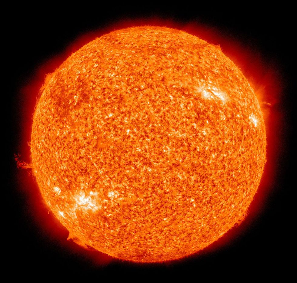 Solen hade antagligen en tvillingstjärna