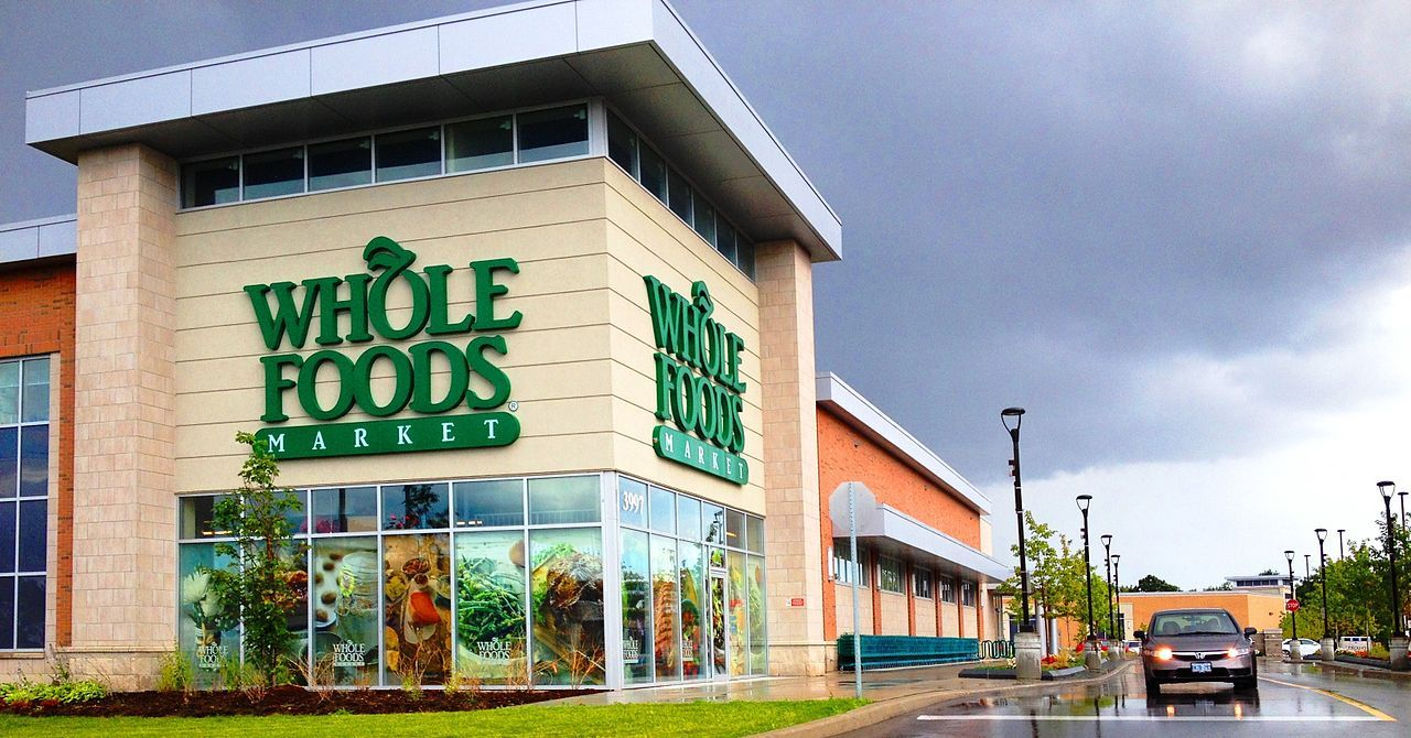 Amazon köper matvarukedjan Whole Foods