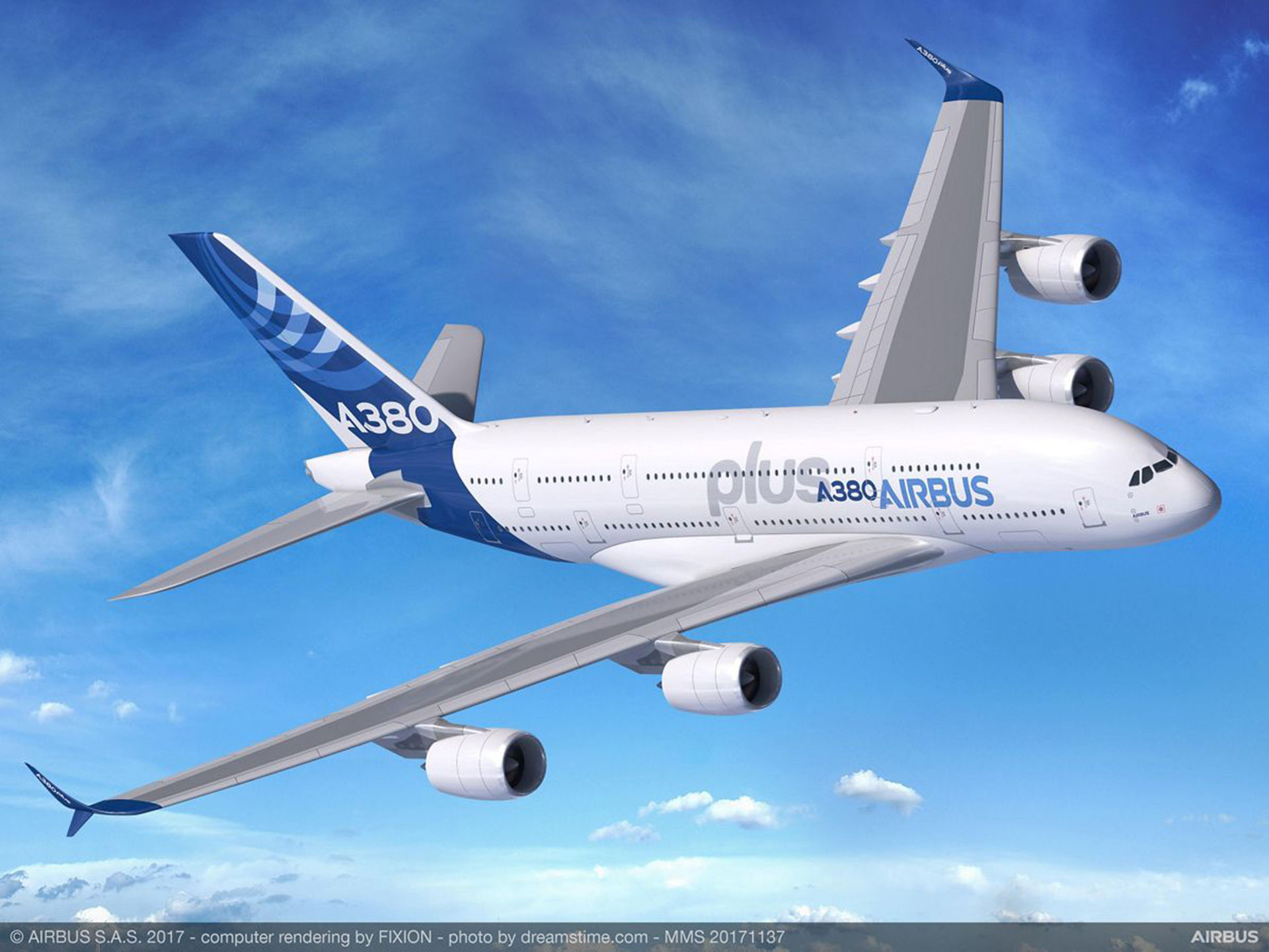 Airbus A380 blir ännu mer effektiv