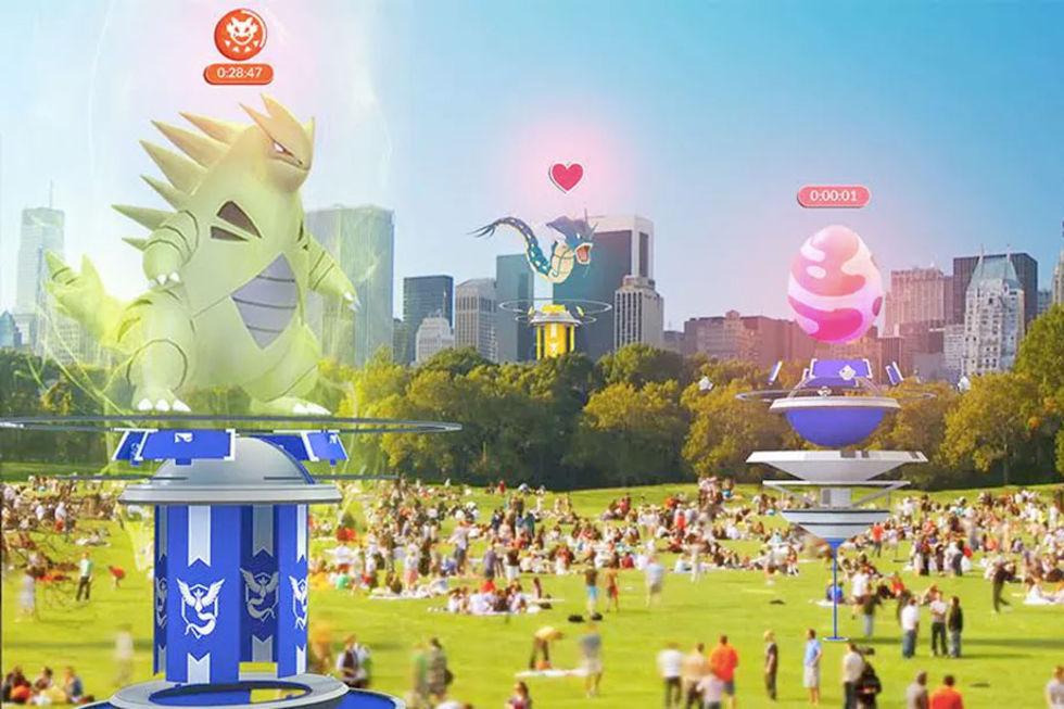 Stor uppdatering på gång i Pokémon Go