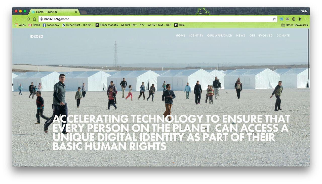 Microsoft bygger nätverk för digitala identiteter