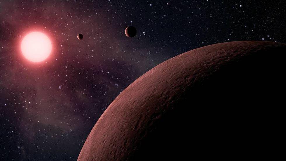 Keplerteleskopet har hittat 219 nya planeter