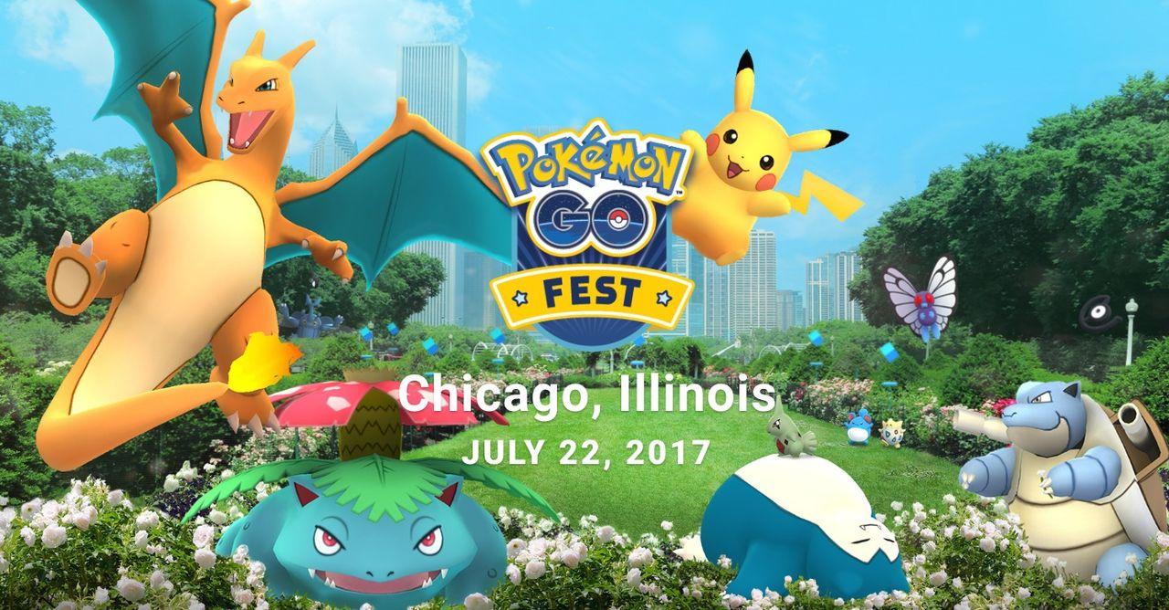 Första Pokémon Go-festen utsåld på en halvtimma